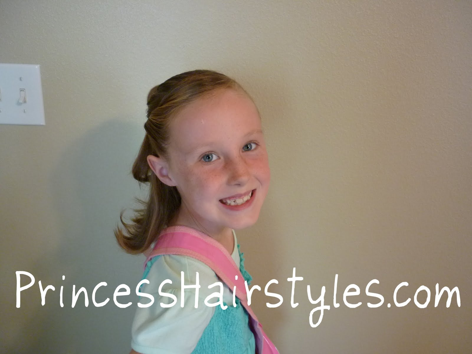 Cute 13 Year Old Girl Hairstyles