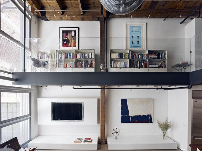 P T Sz Bels P T Sz Blog Amazing Industrial Modern Loft
