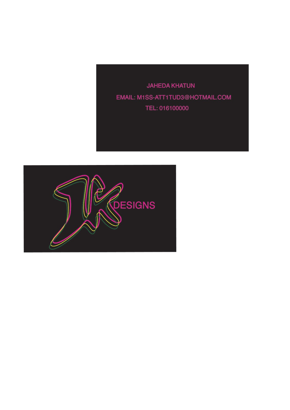 Editorial buisness card final design this is my final design for my business card i used adobe illustrator to designs this i have decided to use the color black for my business card this is colourmoves