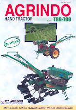 TRAKTOR TANGAN TRG700