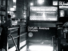 The Latest From DeKalb Avenue Station L: