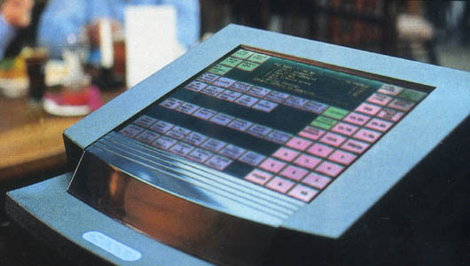 EPOS Touch Screen Technology