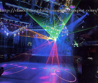 How to laser light with disco outdoor lasers mobile dj hire equipment stock on a rock concert night