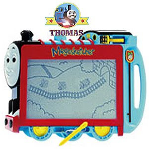 Make magic high class pictures with Thomas Megasketcher top arts and crafts learning activities