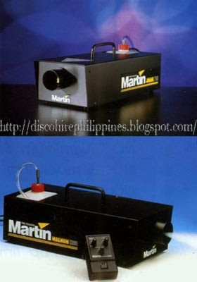 11 Pro DJ Martin Professional lighting artificial hazing machine special effects for small wine bars