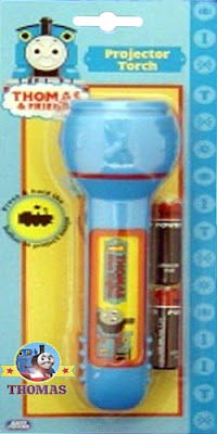 Thomasthetankengine battery torch flash light recommended childrens age is for 3 years and above