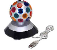 USB Disco Ball party globe