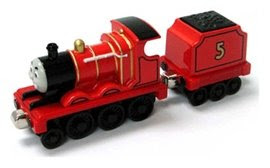 Sodor Friends Take Along Thomas James the red Engine photo picture