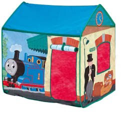 Steam engine Thomas tents