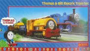 Hornby OO Thomas and Bill electric train set