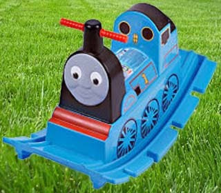 Thomas the Tank Engine Rocker toy for children 2 to 4 years old