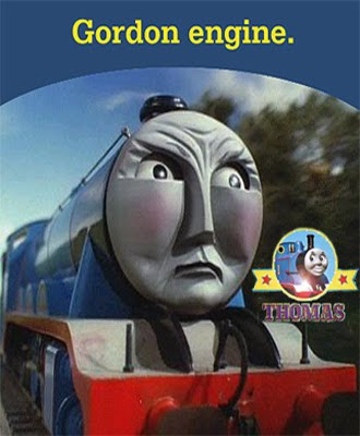 Ode to Gordon tank engine