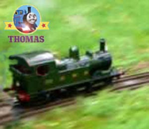 GWR locomotives Steam train Thomas and friends duck the great western engine