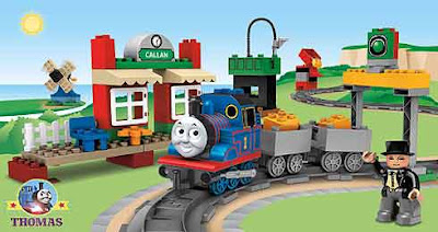 Kids toy train Duplo Thomas Lego bricks basic building sets all ready for the new complex structure