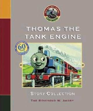 Winning favorite child or parent to browsing through Thomas the tank engine collection train stories
