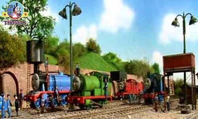 Sodor wash down center is very important to Thomas the train Percy the tank engine Gordon and James