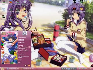 Temas Anime Xp CLANNAD+Kyou+-+01