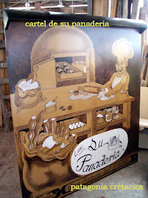 mural de panaderia