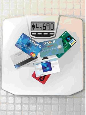 card consumer counseling credit credit debt through - 2