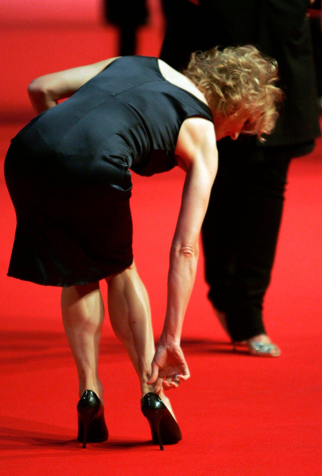 Jodie Foster CALVES; 掲載