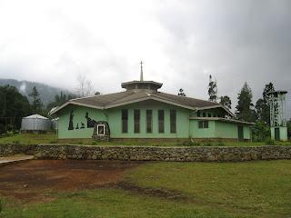 Mendi Cathedral