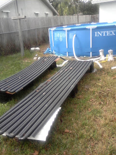 Do it yourself solar pool heating robs world of tech do it yourself solar pool heating solutioingenieria Image collections