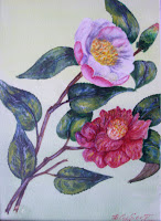 Two Camellias - Charming Gifts