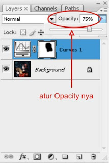 setting opacity