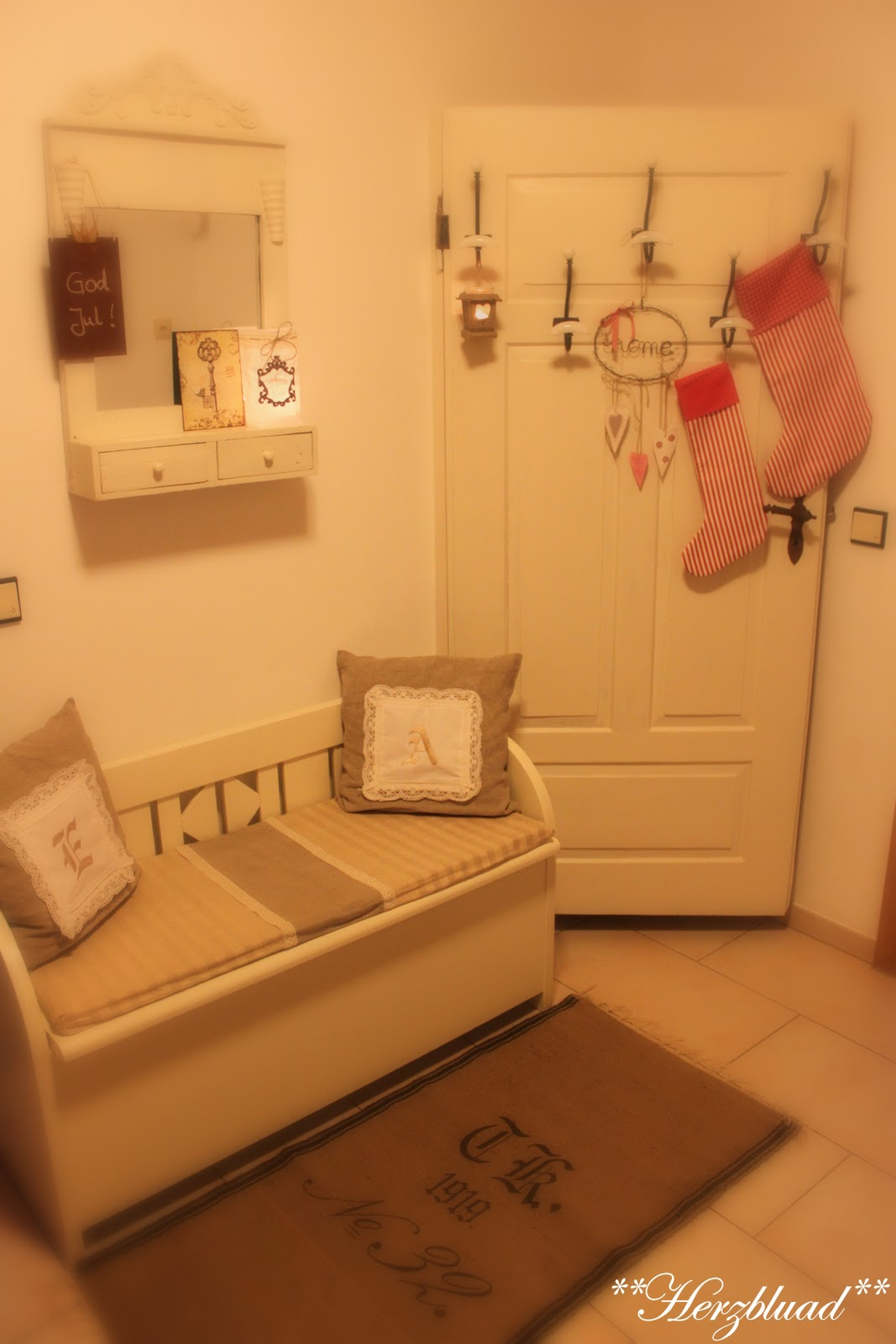 herzbluad tretet ein bringt gl ck herein. Black Bedroom Furniture Sets. Home Design Ideas
