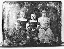 Three of Margaret and Sam Houston's daughters.