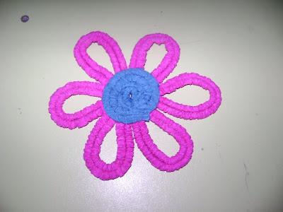 Flor Decorativa para el Dia de la Madre