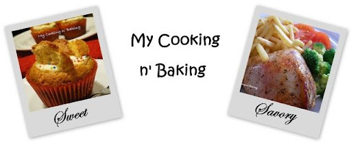 My Cooking n' Baking