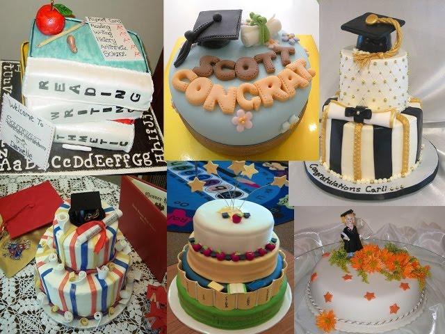 Pasteles Para Graduacion De High School