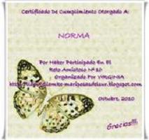 Certificado del Reto # 10