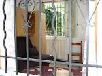 """Studio """"Azur"""" - Vue extérieure côté terrasse"""