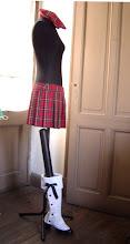 Vestuario Escocesas