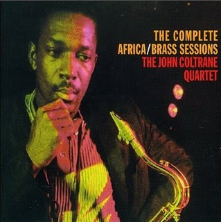 John Coltrane - Africa/Brass album cover