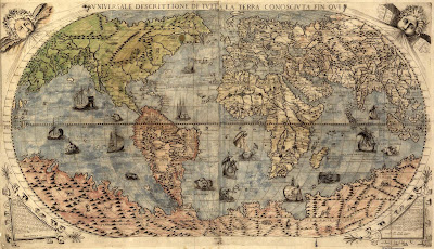 Pengertian Peta dan Unsur Unsur Peta