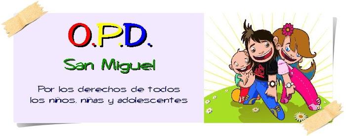 OPD San Miguel