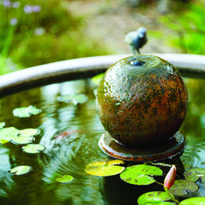 Red River Interiors Small Water Features