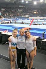 gimnastas argentinas