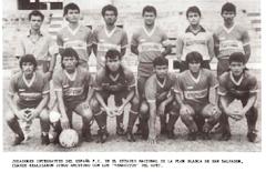 ESPAÑA F.C. 1990