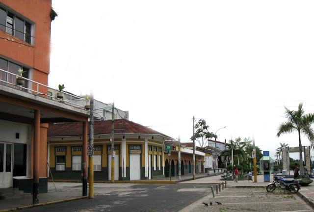 Hotel Turistas (far L)