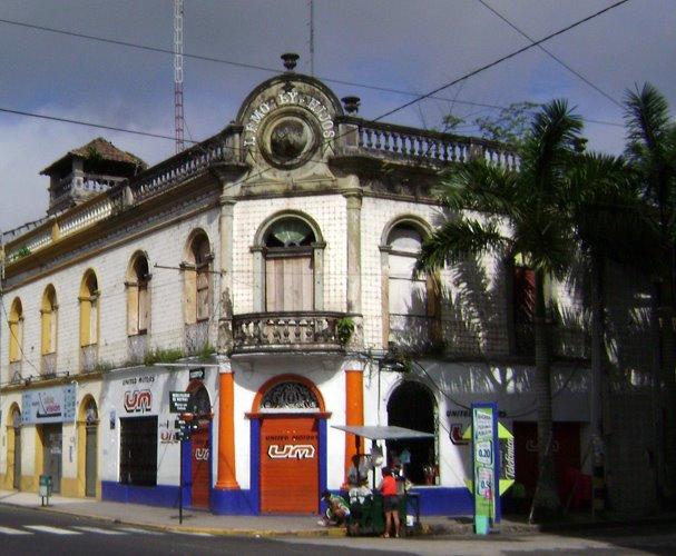 Morey building 2008
