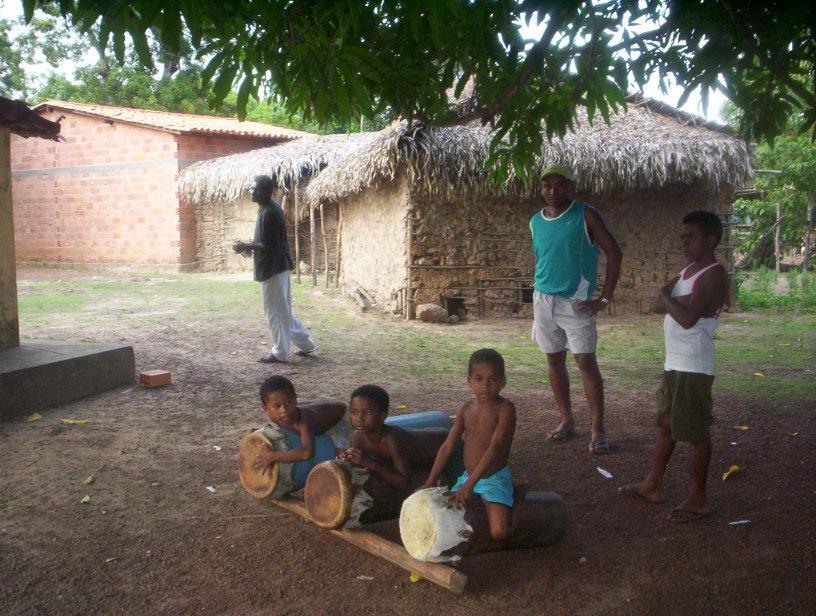 Quilombolas, State- Maranhão