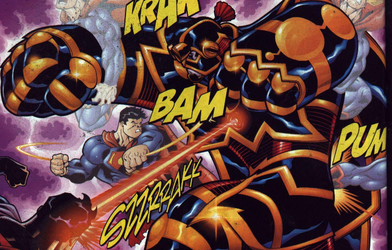 Justice League (New 52) vs Imperiex-Probe - Battles - Comic Vine