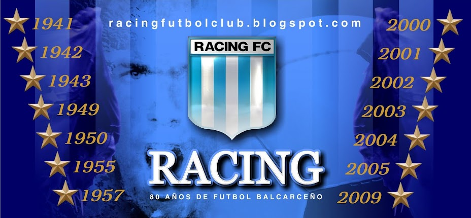 """Racing Fútbol Club"""