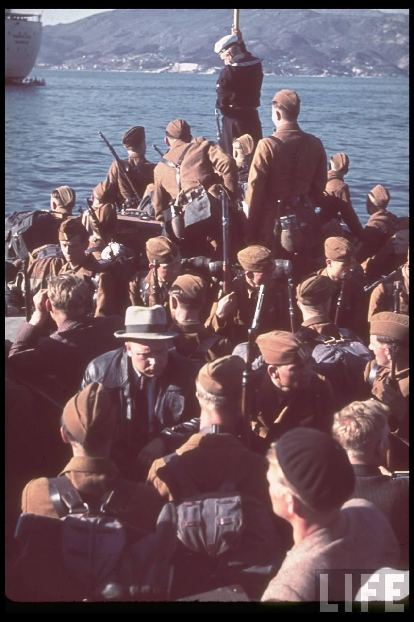 la légion condor et aviation italienne Soldiers+of+Legion+Condor+leaving+Spain,+May+1939