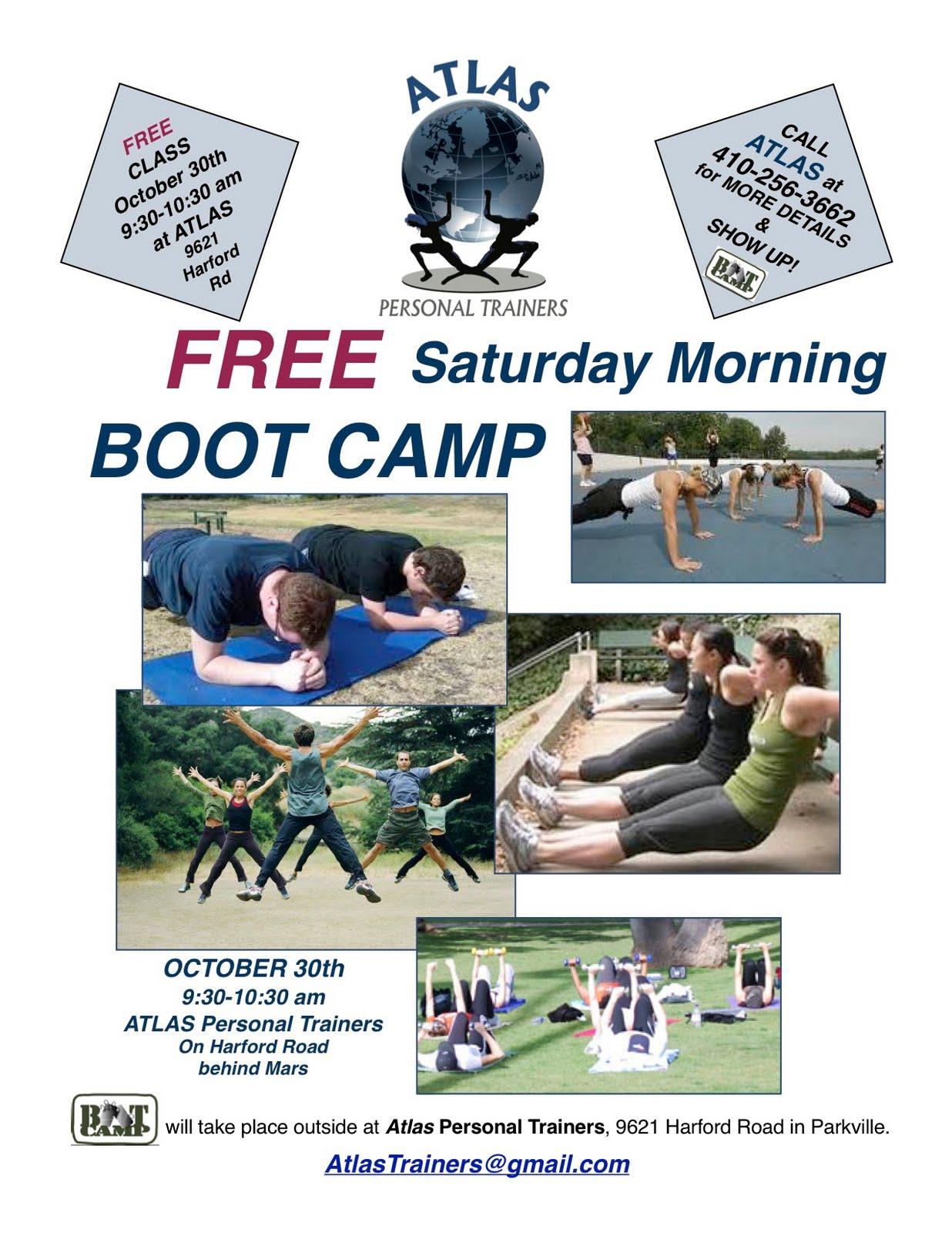 Boot camp free teen