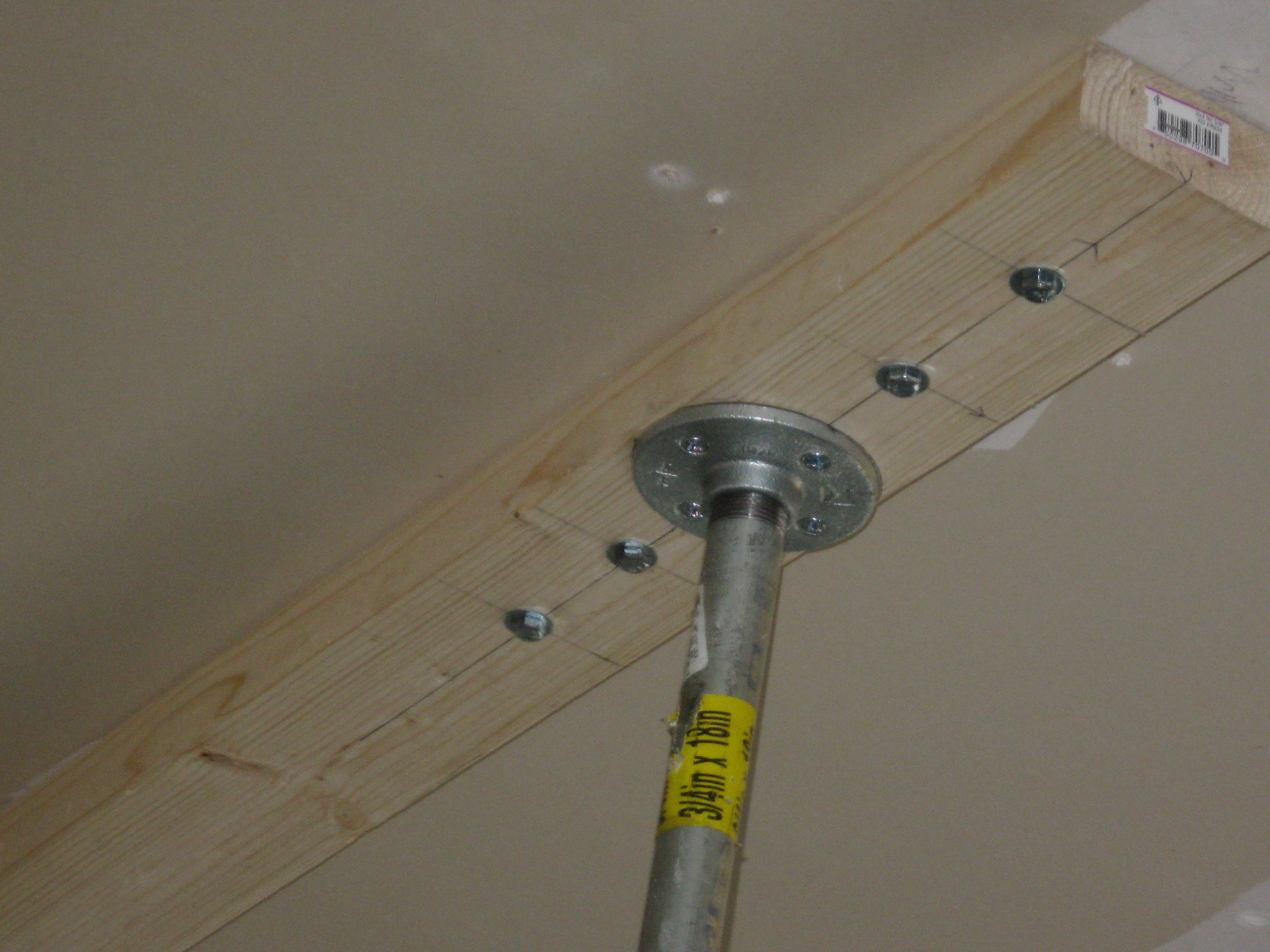 How to Replace Ceiling Tiles with Drywall : How-To : DIY Network